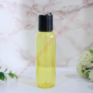 BOTOL DIKSTOP 100ML YELLOW TUTUP NATURAL