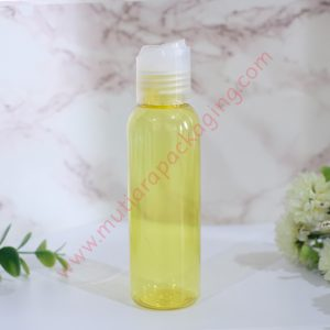 BOTOL DIKSTOP 100ML YELLOW TUTUP HITAM