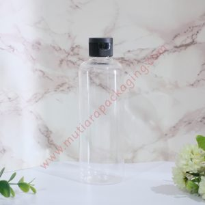 BOTOL FLIPTOP 250ML NATURAL TUTUP DOVE