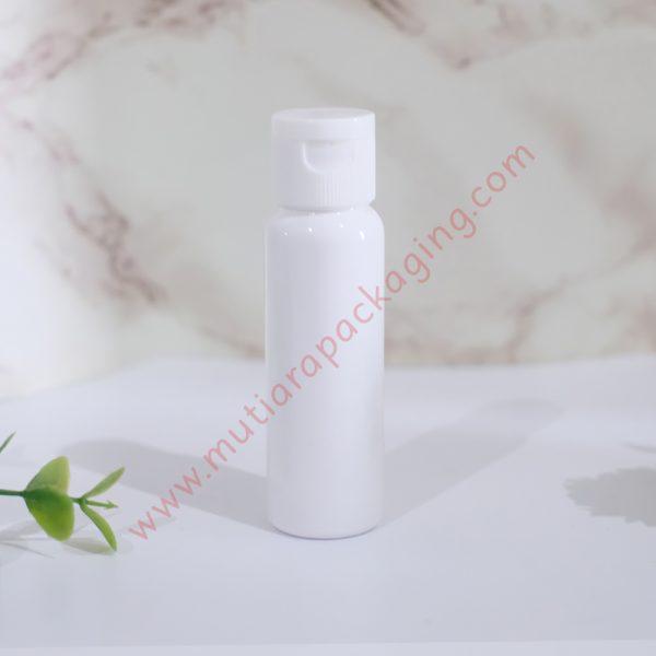 Botol Fliptop 30ml Dove tutup Dove