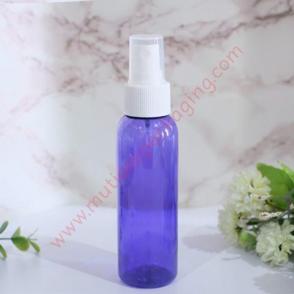 Botol Spray 100ml Purple tutup Putih