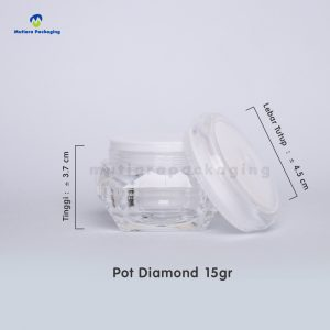 POT DIAMOND 15GR