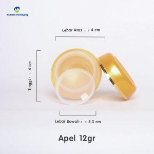 POT APEL 12GR GOLD