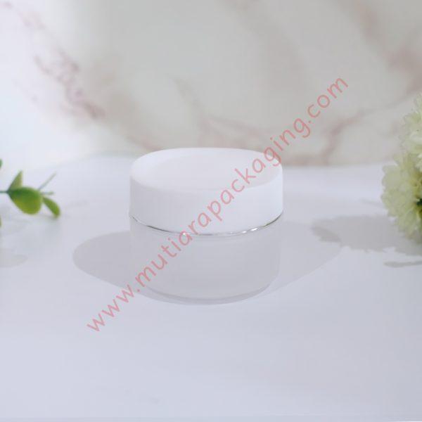 Pot Bunga 20gr Putih Natural