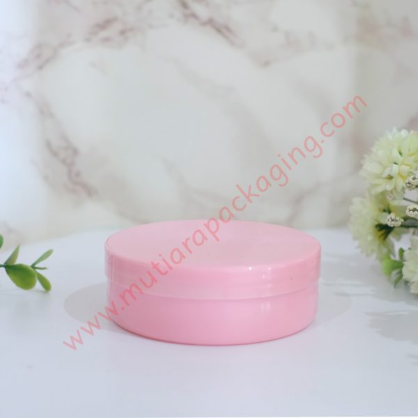 Pot Lulur 100gr Ceper Pink