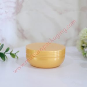 Pot lulur 100gr Mangkuk Gold