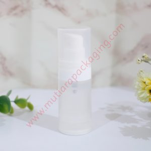 botol airless plastik 15ml