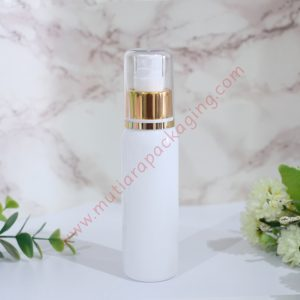 BOTOL SPRAY 100ML DOVE TUTUP SILVER