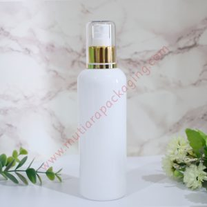 BOTOL SPRAY 250ML DOVE TUTUP SILVER