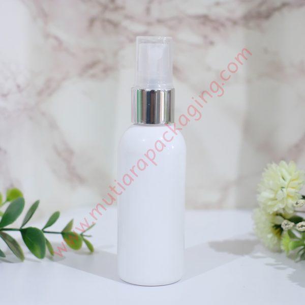 botol spray 60ml dove tutup silver