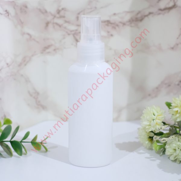 botol spray ovale 100ml dove tutup natural