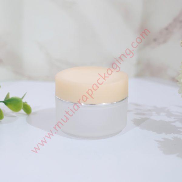 pot pp bunga 20gr cream natural