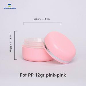 POT PP 12GR PINK
