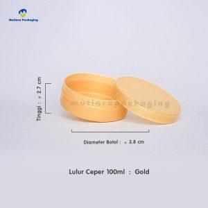 POT LULUR 100GR CEPER GOLD