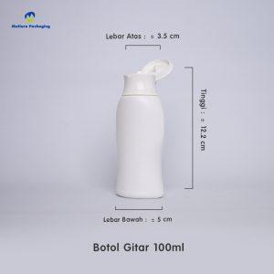 BOTOL GITAR 100ML